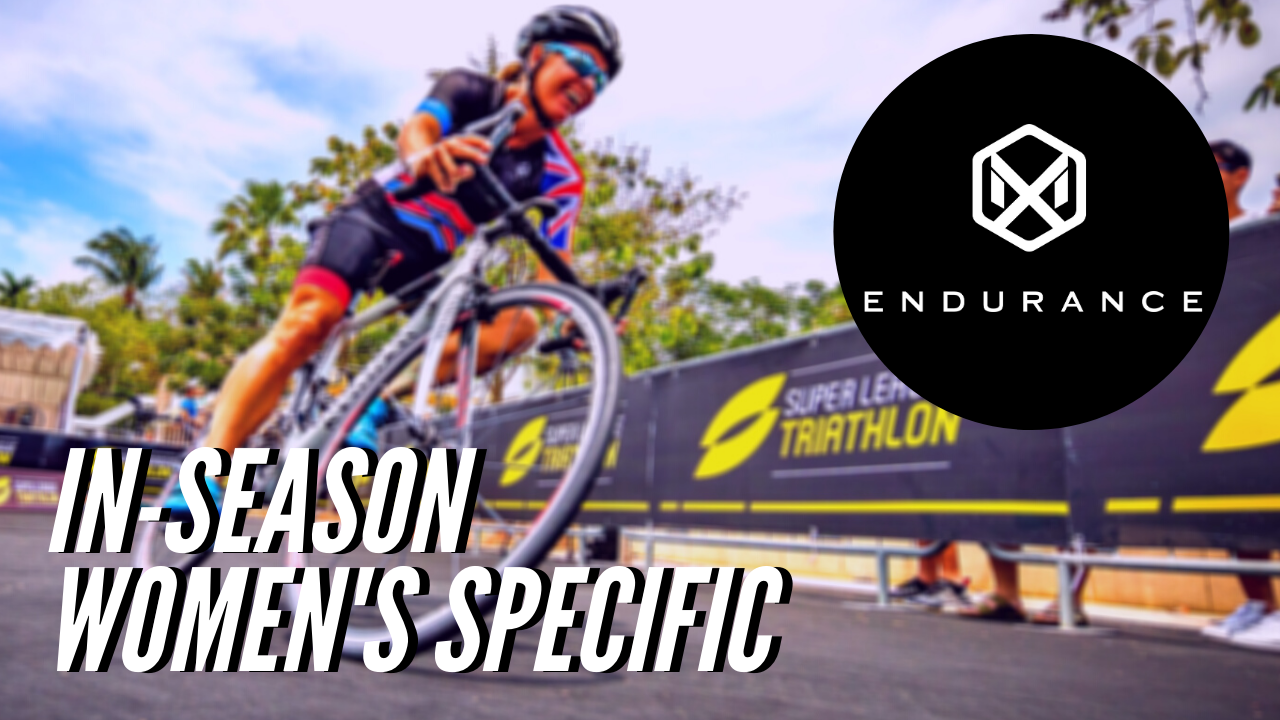 1108 Women's Specific In-Season Plan