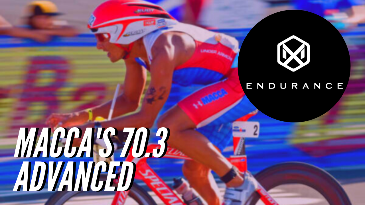 753 Macca's 70.3 - Advanced Plan